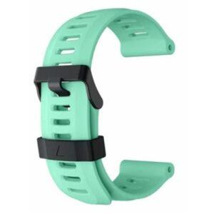 Mint Green Fenix 3 Compatible Watch Strap