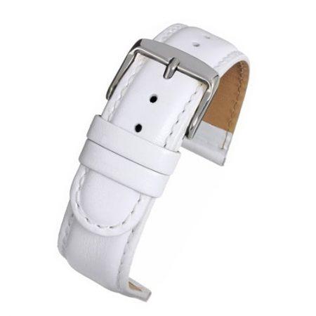 White Calf Padded Watch Strap Main Range