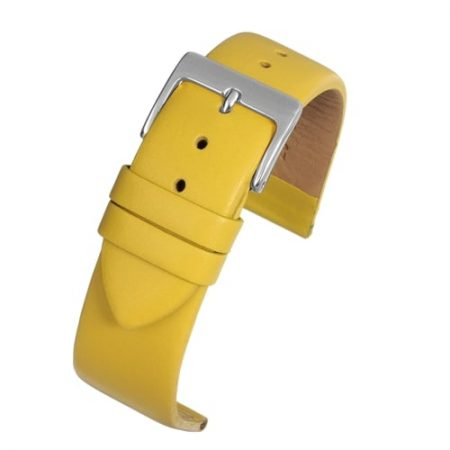 Windsor Smooth Yellow Calf Watch Strap