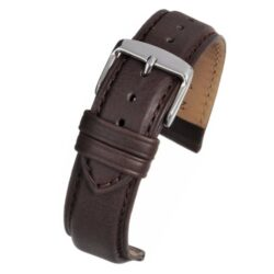 Henley Superior Calf Brown Padded Watch Strap