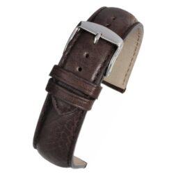 Henley Superior Calf Brown Retro Watch Strap