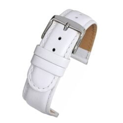 Henley Extended Extra Long White Watch Strap