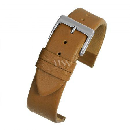 Windsor Smooth Tan Calf Watch Strap