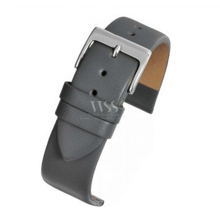 Windsor Smooth Grey Calf Watch Strap