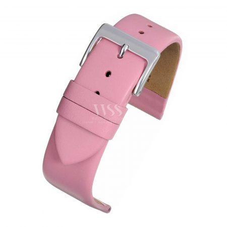 Windsor Smooth Pink Calf Watch Strap
