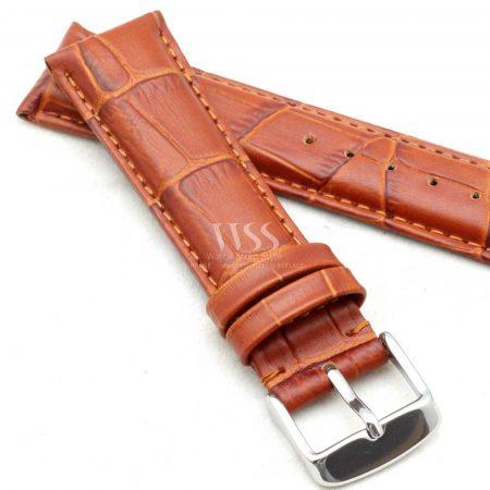 Dark Tan Classic Crocodile To Fit IWC Watches