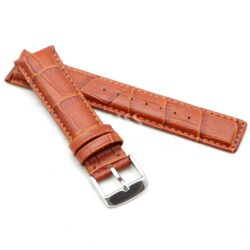 Dark Tan Classic Crocodile To Fit IWC Watches
