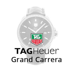 Tag Heuer Grand Carrera Watch Straps