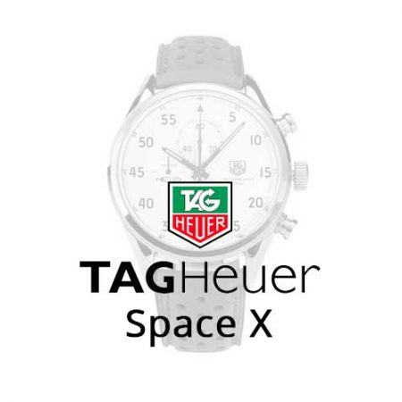 Tag Heuer Space X Watch Straps