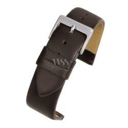 Windsor Smooth Brown Calf Watch Strap