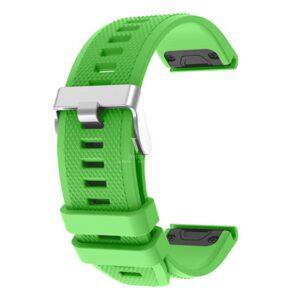 Green Fenix 5 Watch Strap