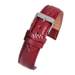 Windsor Daily Padded Red Watch Strap