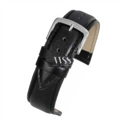 Windsor Sensitive Anti Allergic Black Watch Strap