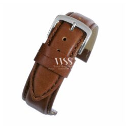Windsor Sensitive Anti Allergic Brown Watch Strap