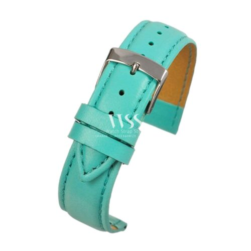 Mimic Nature Leather Free Green Watch Strap