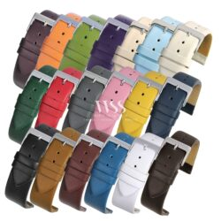 Windsor Smooth Calf Leather Watch Straps