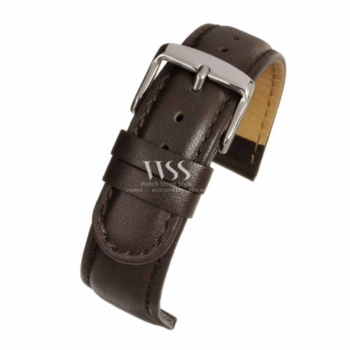 Henley Extended Extra Long Brown Watch Strap