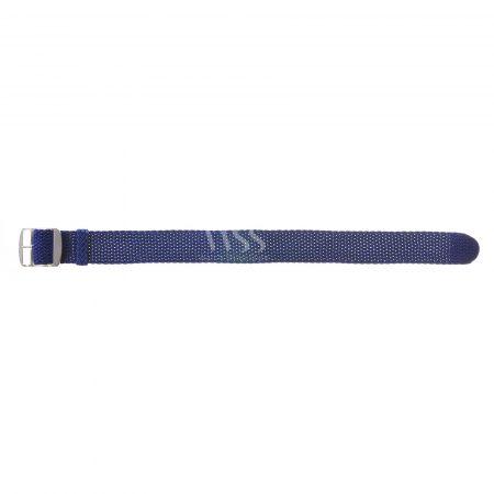 Weaverham Braid Blue Nylon Watch Strap