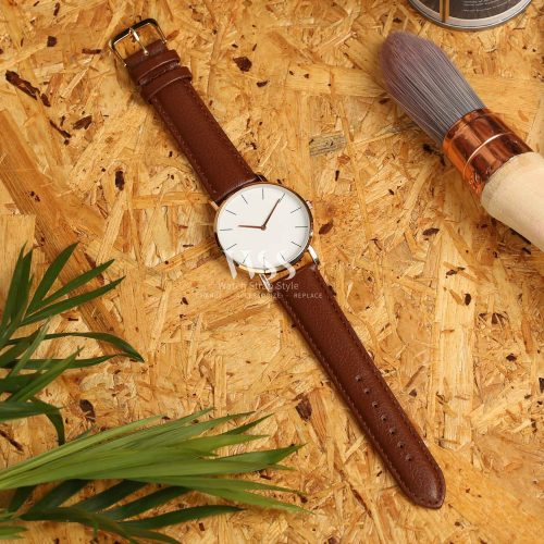 Windsor Buffalo Value Brown Watch Strap