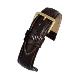 Windsor Buffalo Value Dark Brown Watch Strap