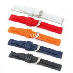 Submerge Limit Silicone Watch Straps