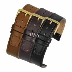 Windsor Calf Leather Watch Straps