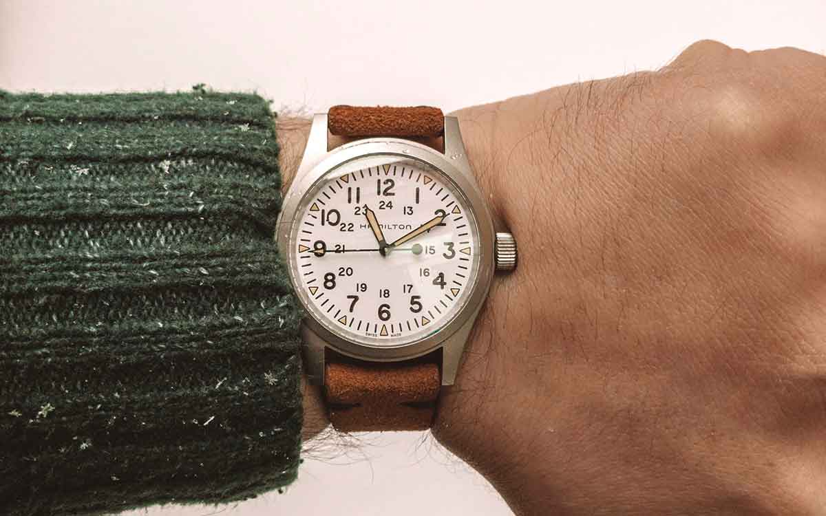 How to Purchase The Right Watch Strap For You: Top Tips